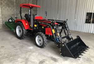 Tractor King 40 - 40 hp affordable and user friendly tractor