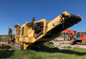 EXTEC C12 ROCK CRUSHER