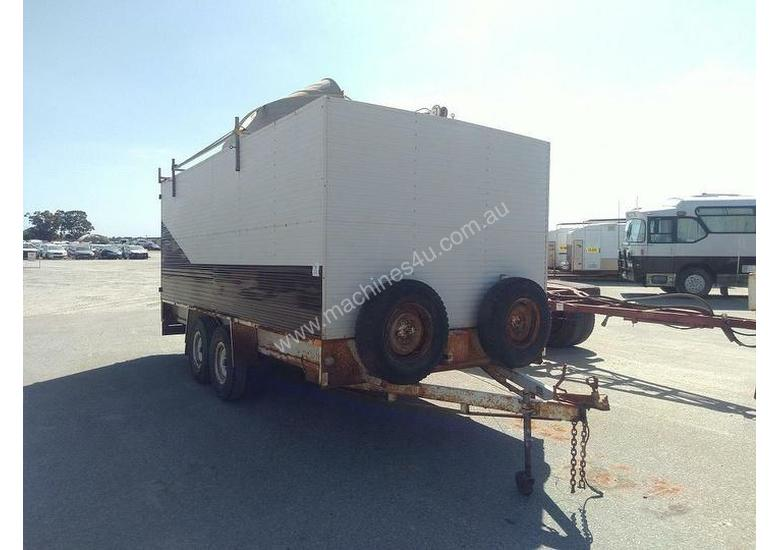 Custom 5M Enclosed
