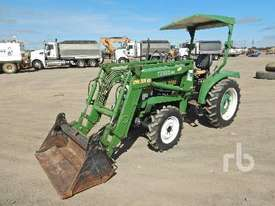 AGRI BOSS 2284 MFWD Tractor - picture0' - Click to enlarge