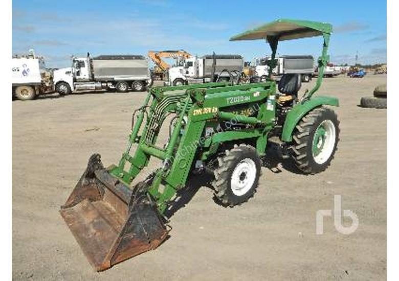AGRI BOSS 2284 MFWD Tractor
