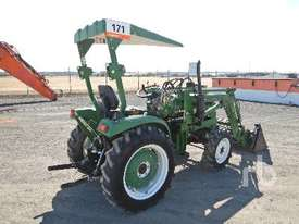AGRI BOSS 2284 MFWD Tractor - picture1' - Click to enlarge