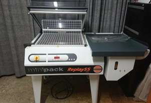 Minipack Shrink Wrap Machine