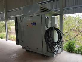 60 HP 2011 Silenced Isuzu 4 Cyclinder Turbo Diesel Kawasaki Hydraulic Power Pack - picture0' - Click to enlarge