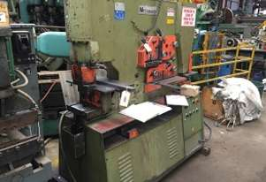 USED METAL MASTER  PUNCH & SHEAR Machine 70 Tons