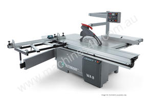 Altendorf new   WA8 X Panel Saw