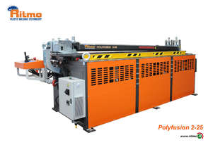 Plastic Sheet Butt Welder - Ritmo Polyfusion 2-25 Manual