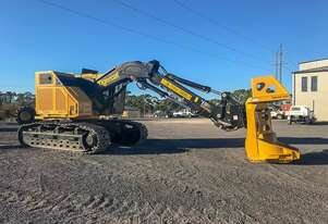 Tigercat   822D Feller Buncher