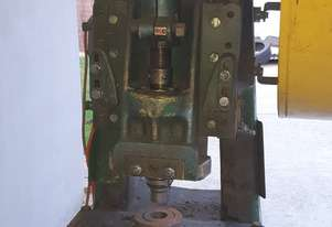 30 Ton Press/Punch/Stamp & Dies