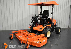 Kubota Mower F3690 Side Discharge Deck 72 Inch Diesel Engine ROPS and Canopy