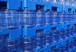 $150 000 OFF!!! 15- 18.9 Litre (4-5 Gallon) 250-300 Bottle Per Hour Complete Water Bottling Line