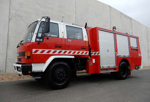 Isuzu FTR800 Emergency Vehicles Truck