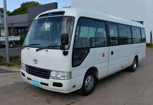 2011 TOYOTA COASTER DELUXE - Buses