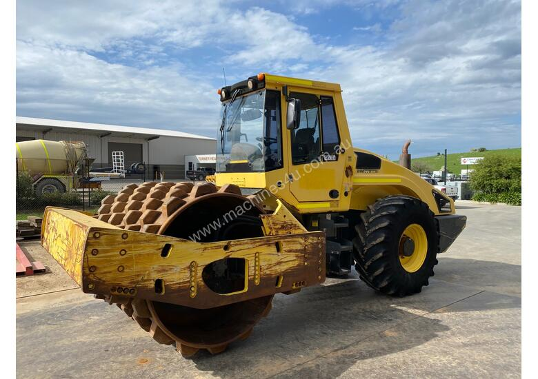 2012 Bomag BW219PD-4