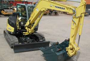 Yanmar Vio80 Track Mounted For Hire