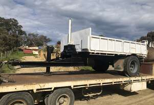 TIPPING TAG TRAILER