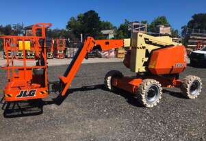 Recertified 34ft Knuckle Boom Lift