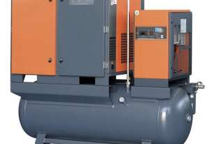 Fiber Laser High pressure Air compressor  - an alternative to Nitrogen cutting!
