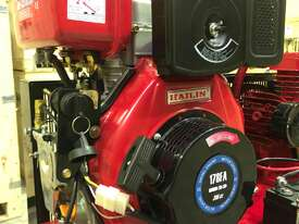 BOSS 20CFM/ 6HP DIESEL AIR COMPRESSOR (E/Start) - picture2' - Click to enlarge