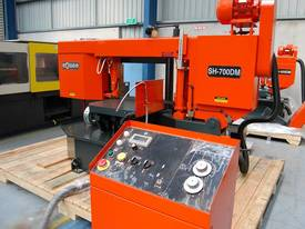 New COSEN SH-700DM. Semi-automatic, double mitre - picture2' - Click to enlarge