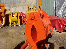 Grab Grapple 20 Ton AHA 5 Finger Manual Grab GR63 - picture0' - Click to enlarge
