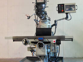 Large Table, Variable Speed, Integral Gearbox Feed - picture0' - Click to enlarge