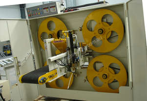 TWIN HEAD HORIZONTAL BANDSAW (band resaw)