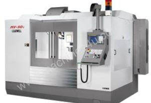 Leadwell Vertical - Boxway Guide Machine Centre