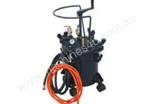 Paint Spray Pot 10Litre with Gun & Hose