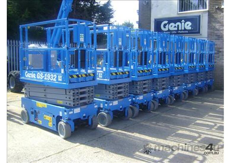 New 2018 Genie GS-1932 Electrical Scissor Lift in SUMNER, QLD