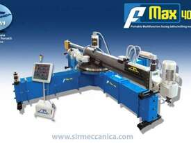 FMax 3000 Portable Universal CNC Lathe / CNC Mill - picture4' - Click to enlarge