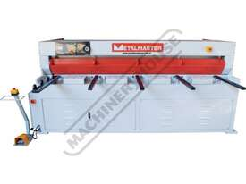 HG-840B Hydraulic NC Guillotine 2500 x 4mm Mild Steel Shearing Capacity 1-Axis Ezy-Set NC-89 Control - picture3' - Click to enlarge