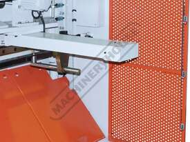 HG-840B Hydraulic NC Guillotine 2500 x 4mm Mild Steel Shearing Capacity 1-Axis Ezy-Set NC-89 Control - picture14' - Click to enlarge