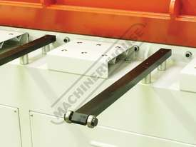HG-840B Hydraulic NC Guillotine 2500 x 4mm Mild Steel Shearing Capacity 1-Axis Ezy-Set NC-89 Go-To C - picture9' - Click to enlarge