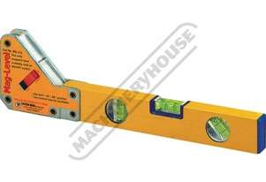 MSL-316 Magnetic Level  406 x 102 x 25mm (LxWxH)