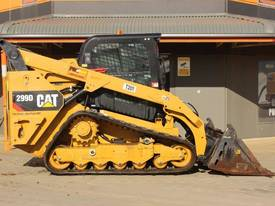 2014 CAT 299D XPS TRACKED SKID STEER LOADER - picture0' - Click to enlarge