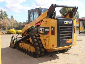 2014 CAT 299D XPS TRACKED SKID STEER LOADER - picture5' - Click to enlarge