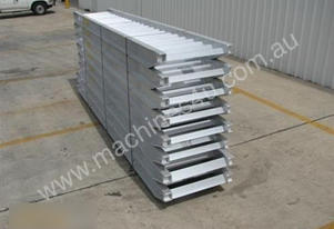 2017 Workmate 5 Ton Alloy Loading Ramps