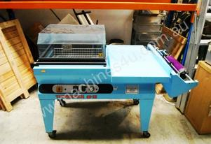 Turbopack EP55 x 450 mm Cut Length with Shrink Bub