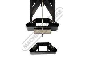 AWC-3 3 Angles Welding Aluminium Clamp Set 60º, 90º & 120º Clamps & 0 - 12.5mm Clamping Thickness