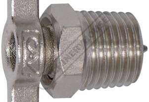 Manual Drain Valve Air Fittings 1/4