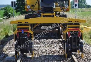 KINSHOFER RST 0303 Ballast Tampers for Excavators / Excavator Ballast Tampers