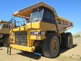 Cat 773D Rigid Dump Truck