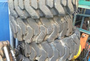 Spare solid tires set of 4