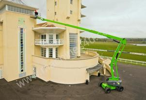 HR28 Hybrid 4x4 Self Propelled Boom Lift