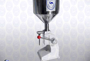 Flamingo Bench-top Hand Operated Piston Filler 65ml (EFPF-B1-65)