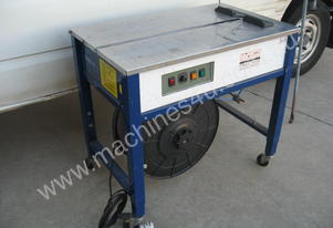 SEMI AUTOMATIC STRAPPING MACHINE & STRAPPING EXS-2
