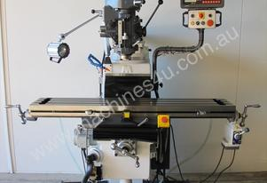 NT30 Milling Machine, (X/Y/Z), 875/380/420mm), 240v