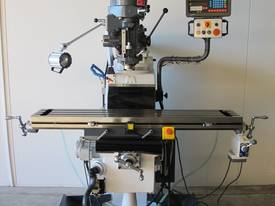 NT30 Milling Machine, (X/Y/Z), 875/380/420mm), 240v - picture0' - Click to enlarge