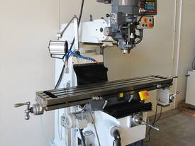 NT30 Milling Machine, (X/Y/Z), 875/380/420mm), 240v - picture2' - Click to enlarge